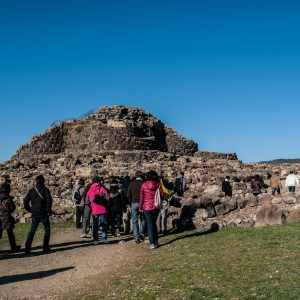 Archaeological tour of Barumini Su Nuraxi