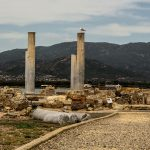 Archaeological tour of Nora