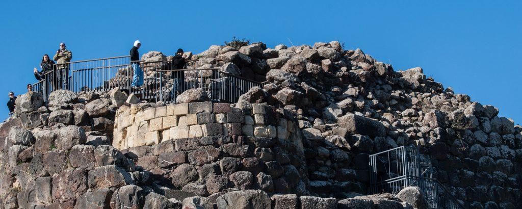 Archaeological tour of Barumini su nuraxi