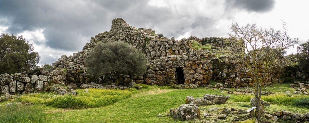 Archaeological tour of Orroli Arrubiu