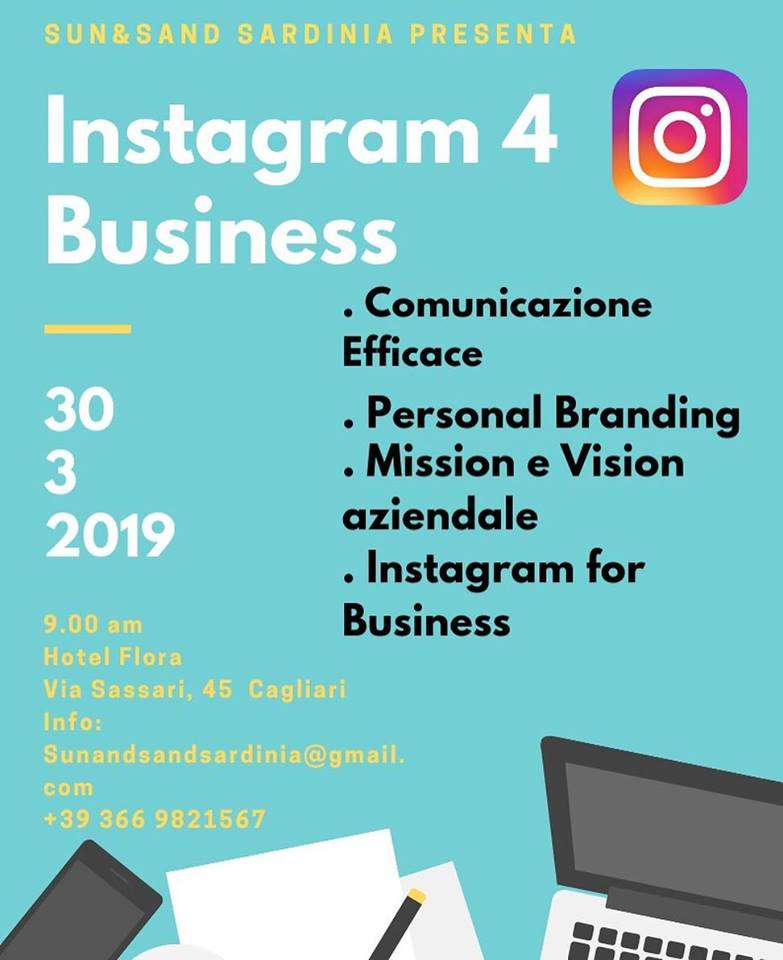 Instagram 4 Business
