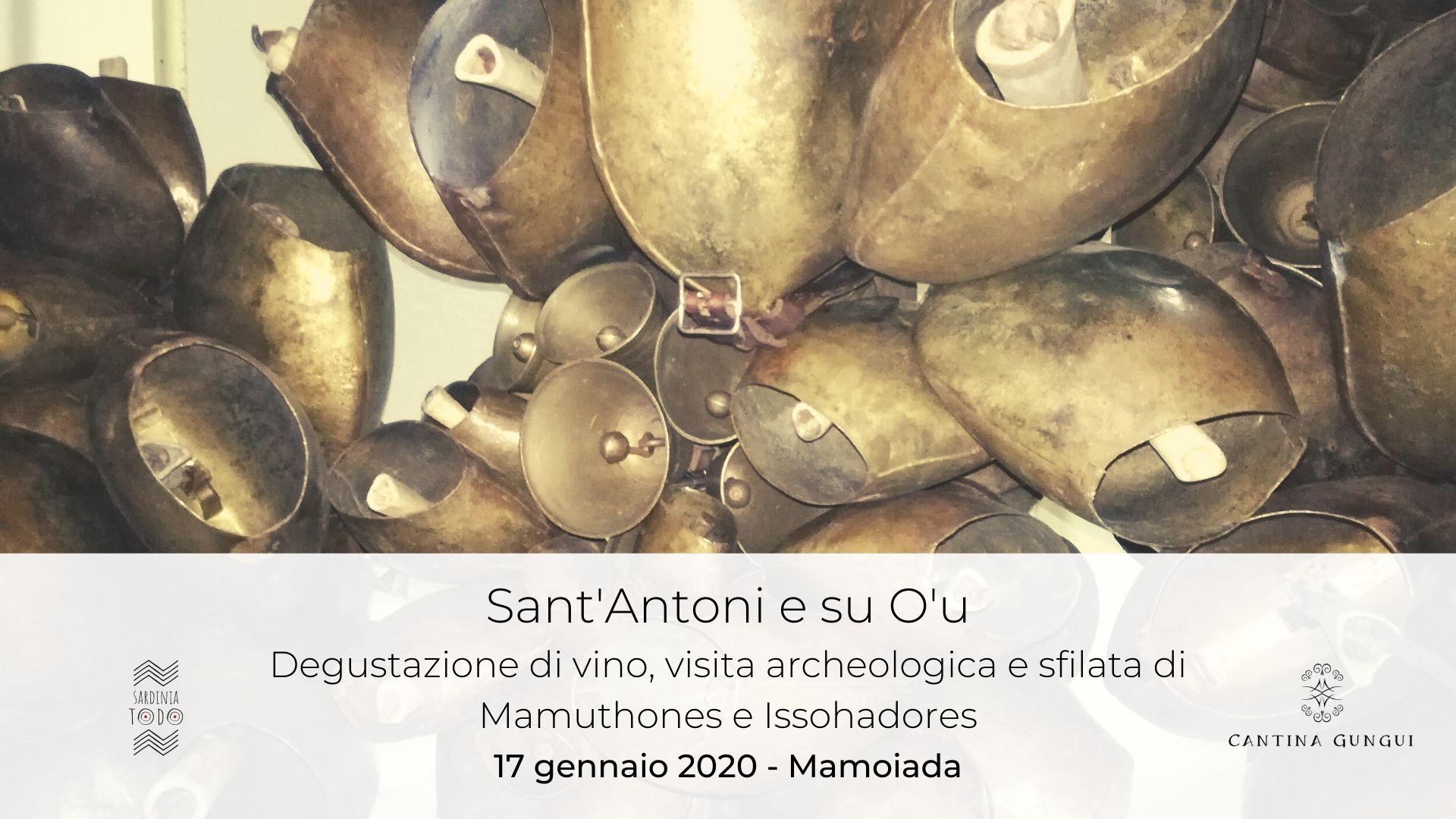 Sant'Antoni e su o'u – I fuochi di Sant'Antonio a Mamoiada